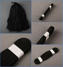 black silk ito wrapping cord for Japanese samurai swords handle replacement