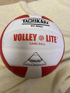 Tachikara Volley-lite Game ball SV-MNC red white Volleyball