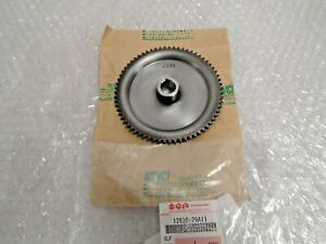 Suzuki CP80 CHF 1985-1993 Genuine OE Starter Clutch Gear Pinion New 1262029A11