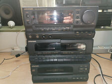 Universum VTC- 3050 Stereo - Kompaktanlage (Radio, CD, Musik Kassette)