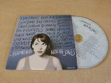 Norah Jones – ...Featuring  !!!!!!!!!!!!!! CARDBOARD PROMO CD!!!!!!