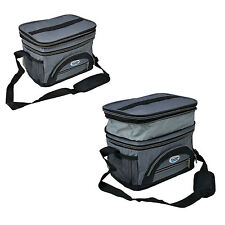 Expandable Thermal Travel Lunch Bag School Work Insulated  Lunch Box