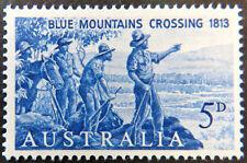 Blue Australian Pre-Decimal Stamp Blocks, Sets & Sheets