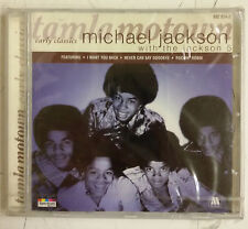 Michael Jackson with The Jackson 5 Early Classics CD Alemania 1996