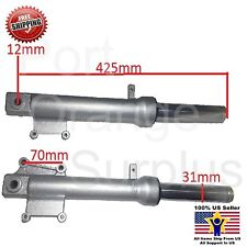 425mm Front Shock Absorber Gy6 50-150cc Scooter Moped Taotao Roketa Jonway 2pcs