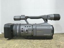 Sony Handycam HDR-FX7 3CMOS MiniDV HDV 1080i Camcorder Digital HD Video Camera
