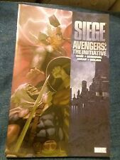Siege Avengers The Initiative tpb, Gage, Sandoval, Thor, New Warriors, vs Asgard