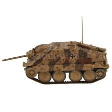 1:32 Scale Plastic Diecast WWII Germany Hetzer Tank Collection Model Toy