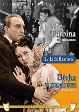 Divka v modrem / Turbina DVD box set 1940 English Subtitles