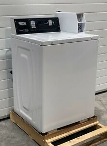 Maytag MAT20PD Commercial Toploader Coin Operated Washing Machine