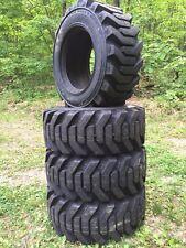 4 NEW Galaxy Beefy Baby III 12-16.5 Skid Steer Tires 12X16.5 HEAVY DUTY-series 3