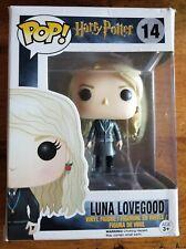 Funko Pop Harry Potter: Luna Lovegood Vinyl Figure Item #6572 New