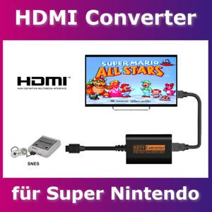 HDMI Converter Adapter für Super Nintendo - SNES - Super NES