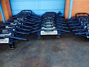 Land Rover Discovery 1 & 2 Tubular Winch Bumper Despatched Next Working Day