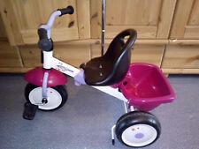 KETTLER Dreirad für Mädchen mit Schubstange