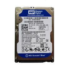 "Western Digital Scorpio Blue 500GB WD5000BEVT SATA 2.5"" Laptop HDD Hard Drive"