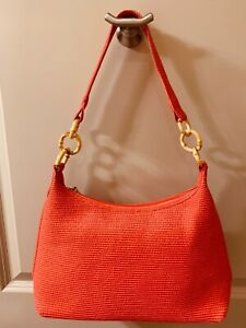 New Talbots Handbags Medium Orange