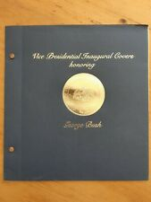 More details for vice presidential inaugural covers honoring george bush 1981
