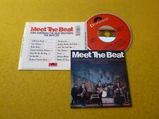 CD The Beatles-Tony Sheridan And The Beat Brothers–Meet The Beat(M-/M-)Polydor ç