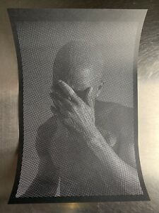 Frank Ocean londe Poster Fabric 8x12 20x30 24x36 E-2357