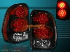 02-09 CHEVY TRAILBLAZER RED SMOKE LED TAIL LIGHTS 03 04 05 06 07 08 BRAND NEW