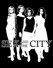 Sex and the City T-Shirt * HBO, TV, Funny Shirt