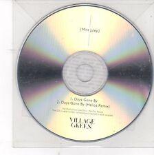 (DV96) Mint Julep, Days Gone By - 2010 DJ CD
