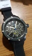 TW Steel TW937 Special Edition VR|46 Tech ROSSI 48mm Black PVD Watch YAMAHA R1