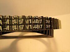 """EXACT OEM SPEC BELT JOHN DEERE M154897 .61"""" X 65.42"""" DBL COG X300 X320 X324 X340"""