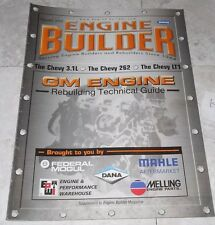 Engine Builder February 2003 GM Engine Technical Guide