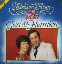 GERT & HERMIEN - 25 JAAR GERT & HERMIEN - JUBILEUM ALBUM  - 2 LP