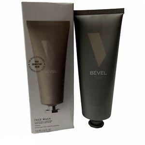 Bevel Skin Face Wash 4 oz - For Sensitive Skin Men New Sealed In Original Box