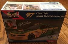 Revell NASCAR 1:24 Scale John Deere Grand Prix Chad Little #97 Model Kit NIB