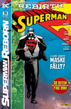 Superman 10 (Rebirth) - Deutsch - Panini - Comic - NEUWARE