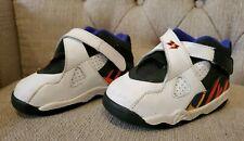 """Vintage Condition 2015 Air Jordan 8 Retro """"3 Peat"""" sz 7c Toddler Infant"""