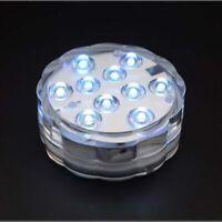 Swimming Pool Waterproof Light Bulb RGB Remote Control Underwater LED Lamp