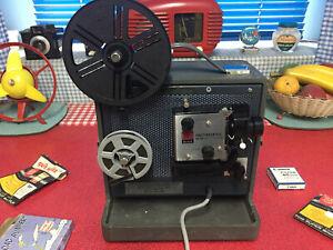 Kodak Instamatic M55-L Cine Projector Super 8