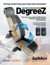 Katzkin Degreez Car Heated Amp Cooled Seats Heating Cooling Auto Leather 1 Seat