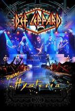 DEF LEPPARD - VIVA! HYSTERIA  DVD  HARD ROCK / HEAVY METAL  NEW+