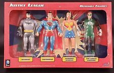 Justice League Bendable Figure Box Set