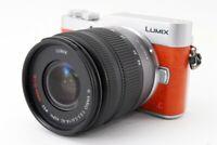 Panasonic LUMIX DC-GF9 16.0MP 14-42mm Lens Kit Orange [Exc+++] w/Box,8GB [881]