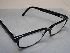 Refraktions Brille Nahbrille - Brillenfassung in schwarz inkl. Nahbereichsgläser