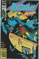 Batman #465 Return of Robin Original Series 1st Print Comic DC Comics
