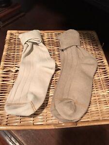Boys NWOT Trouser Dress Socks Penneys Two Pairs size medium shoe size 10-2