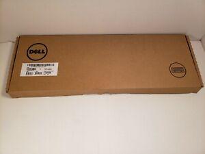 Genuine Dell KB216-BK-US Black Wired USB Keyboard
