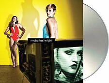 "Moby ""Last Night"" CD nuovo album 2008"