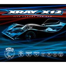 XRAY X12 - 2020 EU SPECS - 1/12 PAN CAR KIT - XY370011