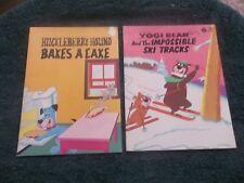 HUCKLEBERRY HOUND BAKES A CAKE & YOGI BEAR AND THE IMPOSSIBLE SKI TRACKS