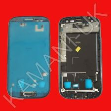 Metal Middle Bezel Plate LCD Mid Frame Housing Black For Samsung i9305 Galaxy S3