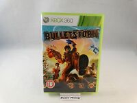 BULLETSTORM BULLET STORM - FPS - MICROSOFT XBOX 360 - PAL - COMPLETO COME NUOVO